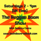 Selecta Costa - Reggae Boom Show - UK Reggae Special - 3.11.18