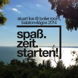 Stuart - B My Lake Boiler Room Live 2014 Balatonvilagos