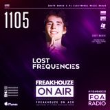 Freakhouze On Air 1105 ● Lost Frequencies