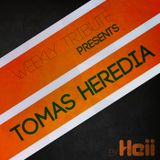 Weekly tribute #001: Tomas Heredia
