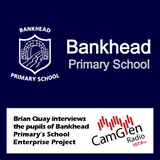 Brian Quay interviews Bankhead Primary pupils on their School Enterprise Project, 10 Jun 2017