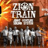 Zion Train feat. Bakshish & Kapela ze Wsi Warszawa, live Wrocław, Stara Piwnica, 26-10-2018