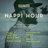 L O Kari Live at Nappi Hour  3|10|2017