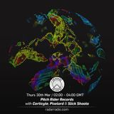 Pitch Rider Records w/ Corticyte, Pixelord & Slick Shoota - 30th March 2017