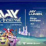Jay Lumen - Live @ Far Away Festival Club Hebraica Lima (Peru) 2013.07.28.