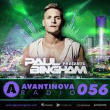 #56 PAUL BINGHAM - AVANTINOVA RADIO