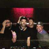 Los chicos del maiz: Nacho Almagro,Pepe Arcade, Ralfus, Melohman at Brooklyn Club 10.11.16