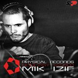 Physical Podcast V4.001 Mik izif Deejay Set Techno & Efx