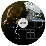 Solid Steel Radio Show 16/9/2016 Hour 1 - J. Albert