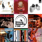 Groovy Sessions 540 2016- 09- 04 Summer Issues from the archives part 03