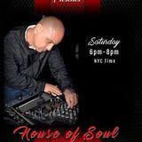 Joe Doppio House Of Soul session on BB&S Radio 04/13/19