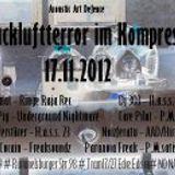 der zerstörer at DruckLuftTerror After Hour - live mix session - Kompressor Schöneweide_Berlin  (18.
