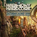 St. Benhard @ Harmony of Hardcore Festival 2016