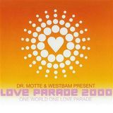 Carl Cox, Westbam, Paul Von Dyk - live at Loveparade 2000