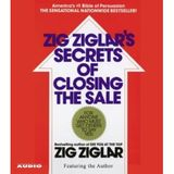 "Zig Ziglar's ""Secrets of Closing the Sale"" - Voice Inflection and ""Price"" vs ""Cost"""