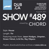 DUB:fuse Show #489 (August 4, 2012)