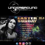 21.04 U-FREQUENCY EASTER SUNDAY SHOW DJ Eks