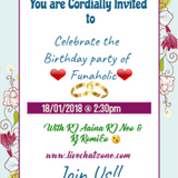 Funaholic Birthday Special Show With Aaina & NEO Livechatzone