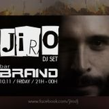 Jiro @ Bar Brand 10.11 Part 1