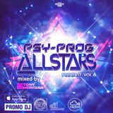 Psy-Prog Allstars podcast # 6 with Dj Tony Montana [MGPS 89,5 FM] 01.10.2016