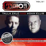 Klubbstyle Techno Club Vol. 51