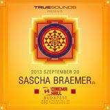 fundacion - Truesounds presents Sascha Breamer warm up mix