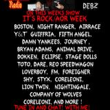 08.03.18  AOR/ROCK week with Demonize Debz on Metal Devastation Radio.com