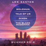 The Black Madonna - Live at Los Santos Nightclub (Los Angeles, CA) - 14-Aug-2018