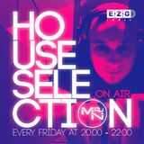 House Selection On Air Mix by DJ MN #87 / EZG Radio Show 24.02.02017