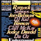 Joey Beltram - Live @ Vengeance 4 - Jet Centre Coleraine - 30-4-1994