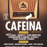 dj A-Tom-X @ La Rocca - Cafeina retro 12-12-2015