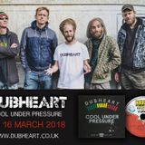 SKANKING DELIGHTS 483 ft DUBHEART cd COOL UNDER PRESSURE (new release)