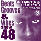Beats, Grooves & Vibes #48 by DJ Larry Gee