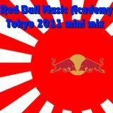 Red Bull Music Academy Tokyo mini mix 2011