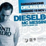 DIESELBOY W/ MC MESSINIAN @ Swing Porto ( 2005 )