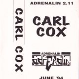 Carl Cox Live At Adrenalin June 1994 Southampton University