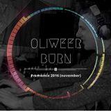 Oliweer Burn - Promomix 2016 (november)
