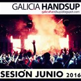 Sesión Xuño 2016 Galicia Hands Up!, Parte Hands Up! Mixed By Aessi