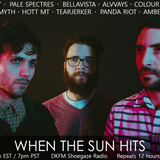 When The Sun Hits #79 on DKFM