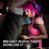 Bändäri Gothic Night Live 2016-09-17