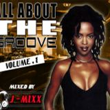 ALL ABOUT THE GROOVE VOL.1
