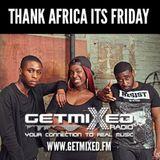Augustina Austin bij Thank Africa It's Friday @ Getmixed radio - www.getmixed.fm - 28112014