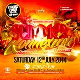 #SummerKonnexion - Dancehall Meets Soca Mix CD