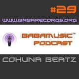 BABAMUSIC - Podcast #29 - Cohuna Beatz