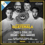 Chus & Ceballos - Live at Stereo Showcase (Guatemala) - 29-Mar-2018