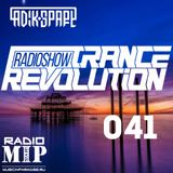 Adik Spart - Trance Revolution #041