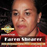 Karen Shearer 50th Birthday 21st July 2018 PT 1