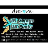 Amore UK Garage Vs UK Funky Mix by DJ Jay Dee Mz