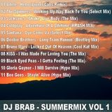 DJ Brab - Summermix 2016 Vol 1 (Section 2016)
