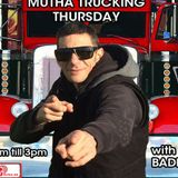 Charl Theron - Mutha Trucking Thursdays Live Show 9 - 07.09.17 on Mutha FM